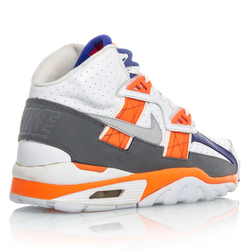 Nike Air Trainer SC High - Mens Basketball Shoes - White ...