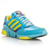 ... Adidas Originals Mega Torsion RVI - Mens Running Shoes -  Aqua Lemon Purple ... aeff7b30b