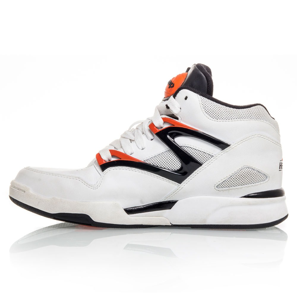 reebok pump omni lite m mens basketball shoes white black online sportitude. Black Bedroom Furniture Sets. Home Design Ideas