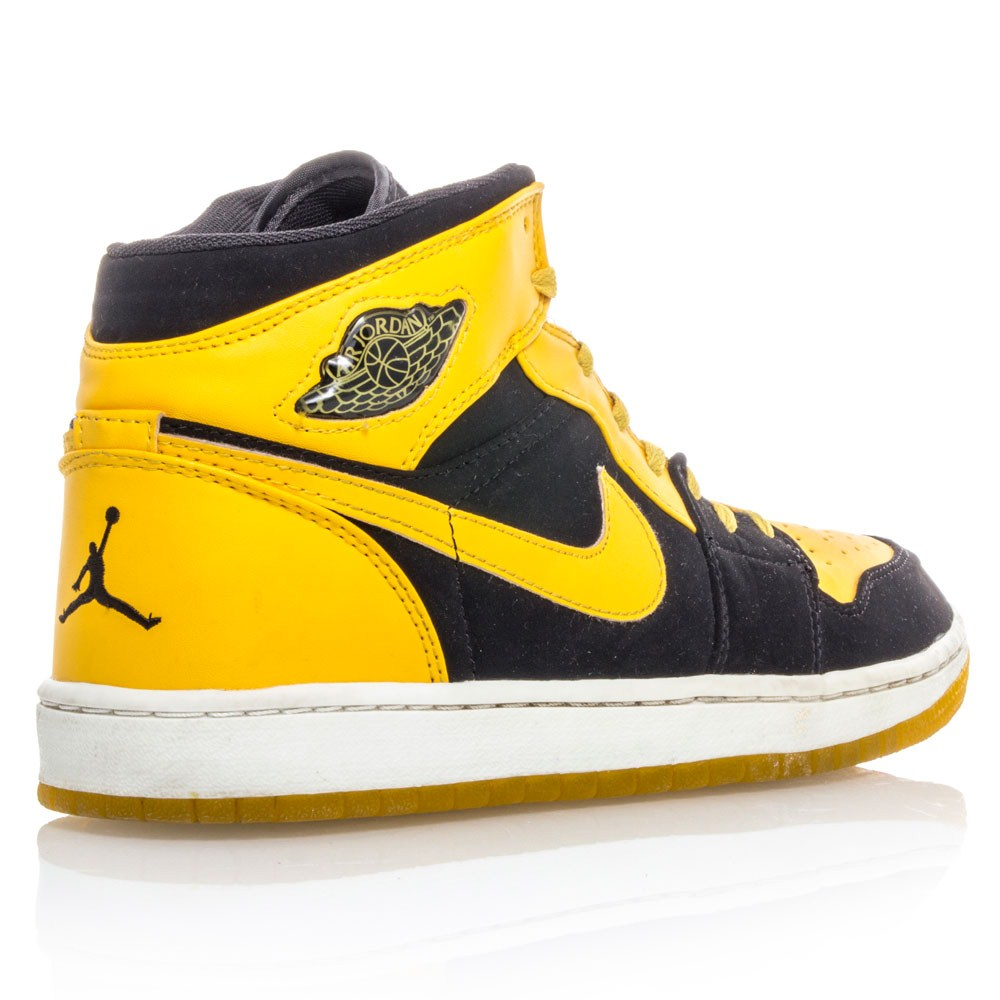 Air Jordan 1 High Strap - Mens Basketball Shoes - Black ...