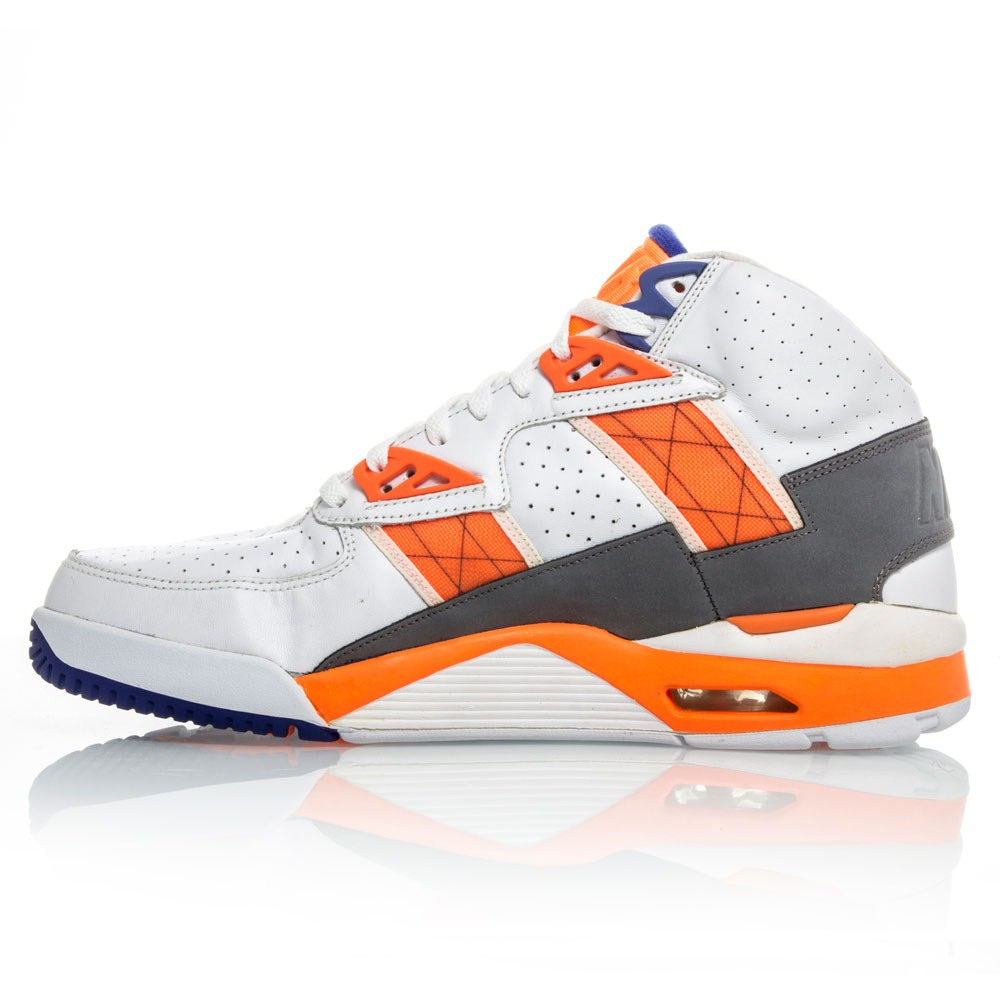 nike air trainer sc high mens basketball shoes white. Black Bedroom Furniture Sets. Home Design Ideas